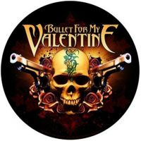 Bullet For My Valentine - Two Pistols (Backpatch)