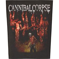 Cannibal Corpse - Torture (Backpatch)