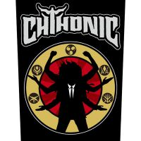 Chthonic - Deity (Backpatch)