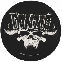 Danzig - Classic Skull (Backpatch)