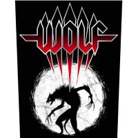 Wolf - Shadow Wolf (Backpatch)