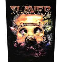 Slayer - Gas Mask (Backpatch)