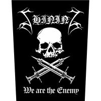 Shining - We Are The Enemy (Backpatch)