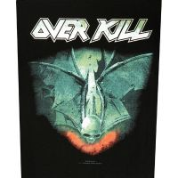 Overkill - For Those Who Bleed (Backpatch)