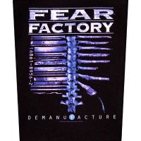 Fear Factory - Demanufacture (Backpatch)