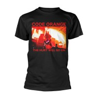 Code Orange - Red Hurt Photo (T-Shirt)