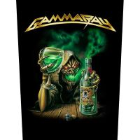 Gamma Ray - Absinth (Backpatch)