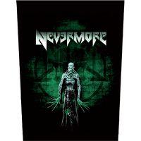 Nevermore - Spotlight Green (Backpatch)