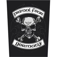 Primal Fear - Biker (Backpatch)