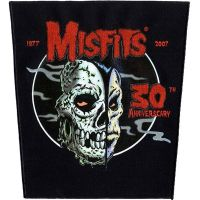 Misfits - 30th Anniverscary (Backpatch)