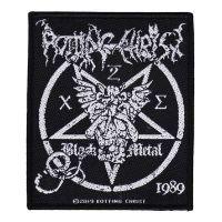 Rotting Christ - Black Metal 1989 (Patch)