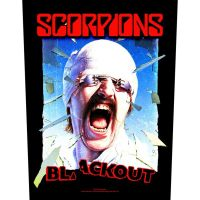 Scorpions - Blackout (Backpatch)