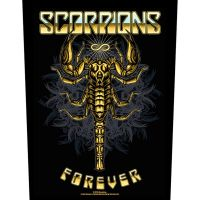 Scorpions - Forever (Backpatch)