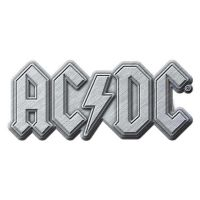 ACDC - Metal Logo (Metal Pin Badge)