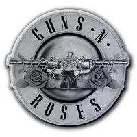 Guns N Roses - Bullet Logo (Metal Pin Badge)
