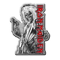 Iron Maiden - Killers (Metal Pin Badge)