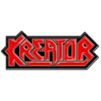 Kreator - Logo (Metal Pin Badge)