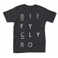 Biffy Clyro - Blocks Logo (T-Shirt)