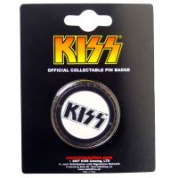 Kiss - Buzzsaw (Metal Pin Badge)