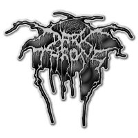 Darkthrone - Logo (Metal Pin Badge)