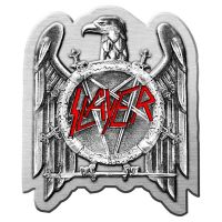 Slayer - Eagle (Metal Pin Badge)