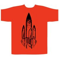 At The Gates - Red In The Sky (T-Shirt)