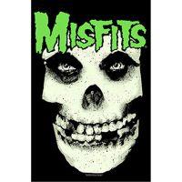 Misfits - Jarek Skull (Textile Poster)