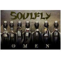 Soulfly - Omen (Textile Poster)
