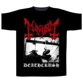 Mayhem - Deathcrush Black (T-Shirt)