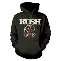 Rush - American Tour 1977 (Hooded Sweatshirt)