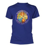 Hawkwind - British Tribal Music Blue (T-Shirt)