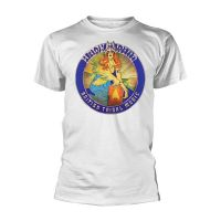 Hawkwind - British Tribal Music White (T-Shirt)