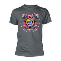 Hawkwind - In Search Of Space Charcoal (T-Shirt)