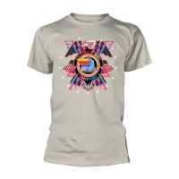 Hawkwind - In Search Of Space Natural (T-Shirt)