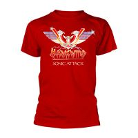 Hawkwind - Sonic Attack Red (T-Shirt)