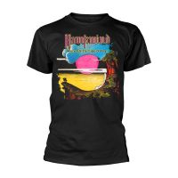 Hawkwind - Warrior On The Edge Black (T-Shirt)