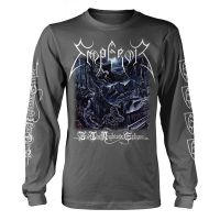 Emperor - In The Nightside Eclipse Charcoal (Long Sleeve T-Shirt)
