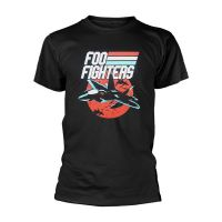 Foo Fighters - Jets Black (T-Shirt)