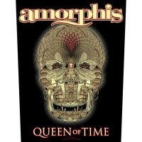 Amorphis - Queen Of Time (Backpatch)