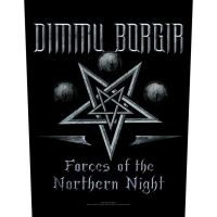 Dimmu Borgir - Forces Of The Northern Night (Backpatch)