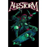 Alestorm - Pirate Pizza Party (Textile Poster)