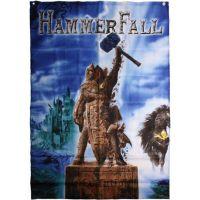 Hammerfall - (r)Evolution (Textile Poster)
