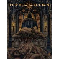 Hypocrisy - A Taste Of Extreme Divinity (Textile Poster)