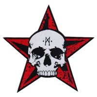 Alchemy Gothic Dead Man's Rest Star (Patch)