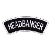 Headbanger (Patch)