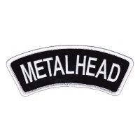 Metalhead (Patch)
