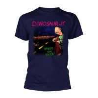 Dinosaur Jr. - Where You Been Blue (T-Shirt)