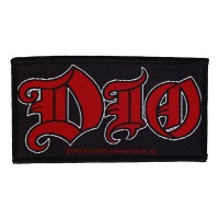 Dio - Logo (Patch)