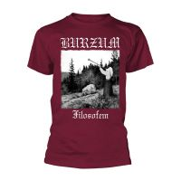 Burzum - Filosofem 2018 Maroon (T-Shirt)