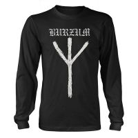 Burzum - Rune Black (Long Sleeve T-Shirt)